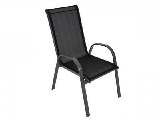 aluminium stapelstuhl zara aluminium gartenm bel. Black Bedroom Furniture Sets. Home Design Ideas