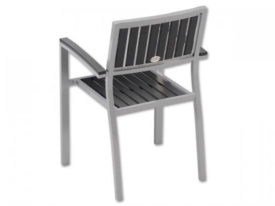 aluminium stuhl stapelstuhl gartenstuhl campos aluminium. Black Bedroom Furniture Sets. Home Design Ideas