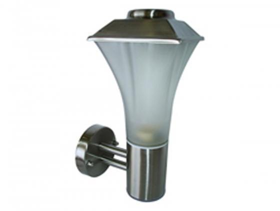 au enlampe au enleuchte designo 1 aluminium mit glaseinsatz silber innen. Black Bedroom Furniture Sets. Home Design Ideas