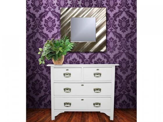 Design spiegel modern 2 silber dekoartikel design shop for Dekoartikel modern