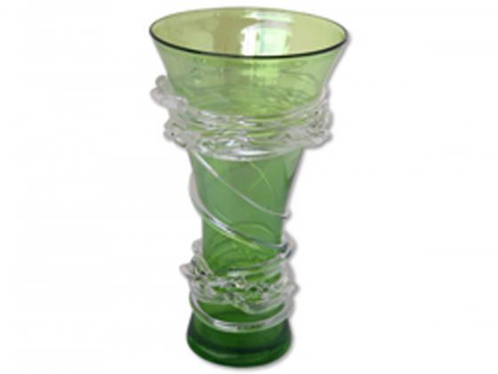 design vase alena 1 gr n dekoartikel design shop. Black Bedroom Furniture Sets. Home Design Ideas