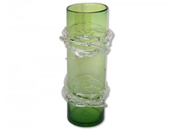 design vase alena 2 gr n dekoartikel design shop. Black Bedroom Furniture Sets. Home Design Ideas