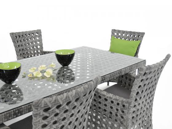 Rattan essgruppe cool essella u garden furniture with rattan essgruppe best landmann rattan - Essella gartenmobel ...