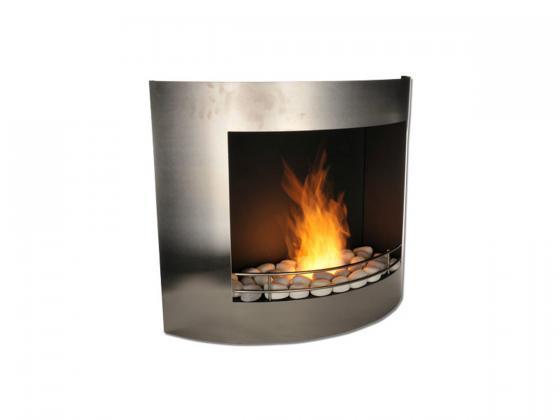 ethanol wandkamin starlight edelstahl geh use pulverbeschicht stahlwand ethanol fen. Black Bedroom Furniture Sets. Home Design Ideas