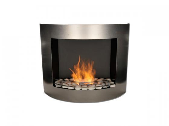 ethanol wandkamin starlight edelstahl geh use. Black Bedroom Furniture Sets. Home Design Ideas
