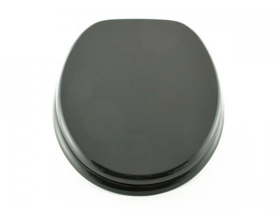 wc deckel toilettendeckel wc sitz schwarz. Black Bedroom Furniture Sets. Home Design Ideas